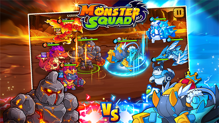 Monster Squad – App Review