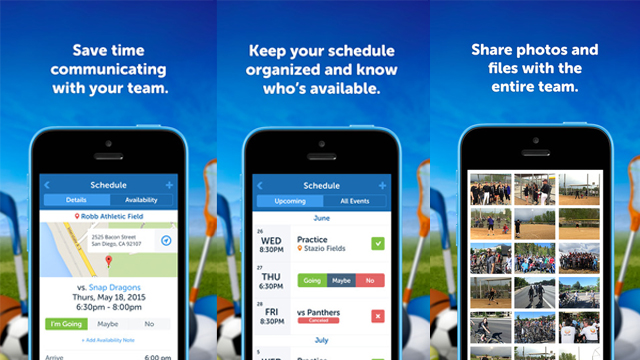 TeamSnap Sports Team Management App Review