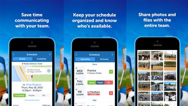TeamSnap Sports Team Management App Review
