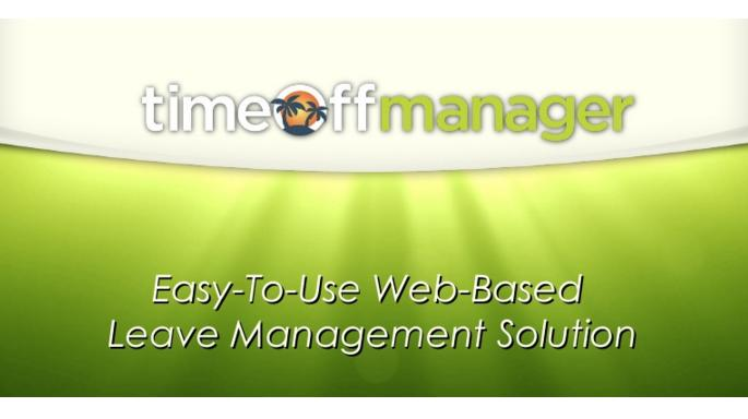 TimeOffManager