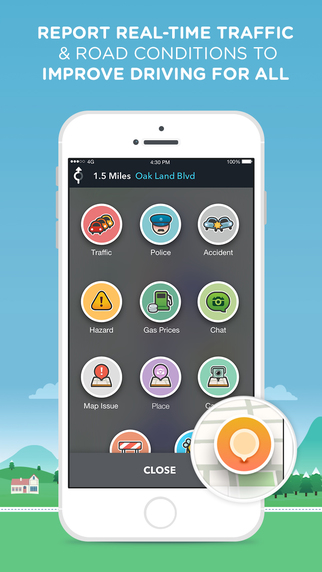 Waze for iPhone