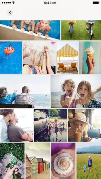 Kodak moments for iOS