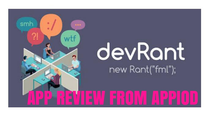 devRant for Web