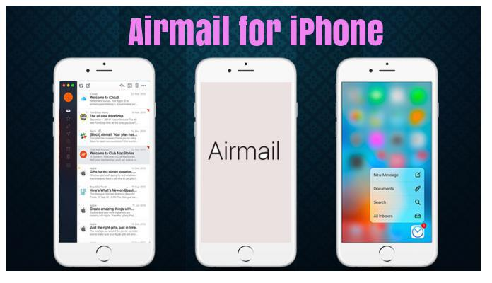 Airmail for iPhone