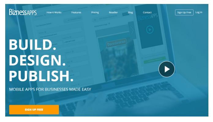 Bizness Apps for Web