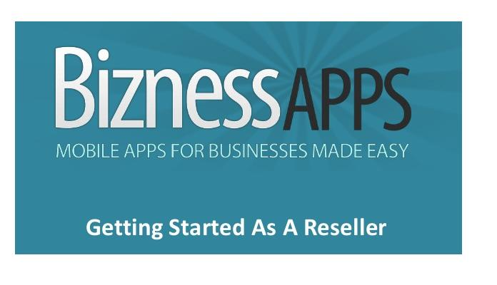 Bizness Apps for Web
