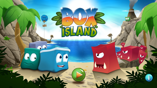 Box Island for iOS