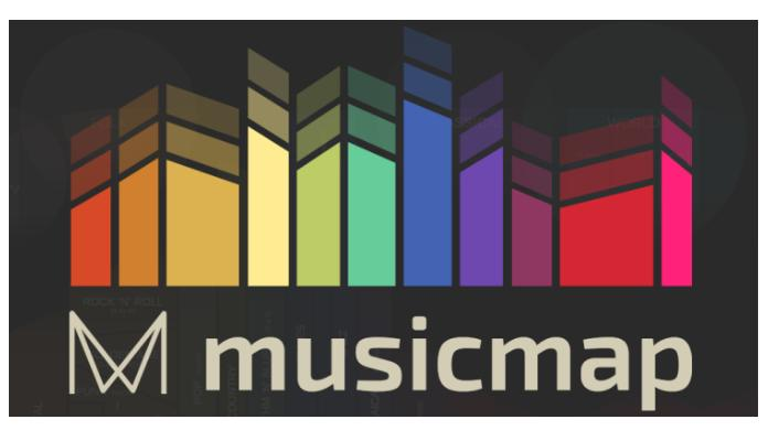 MusicMap for Web