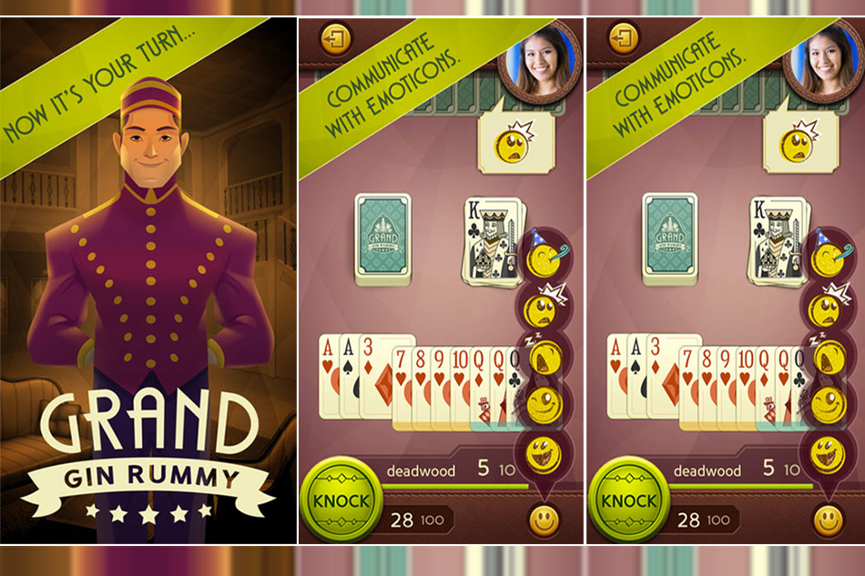 Grand Gin Rummy App Review