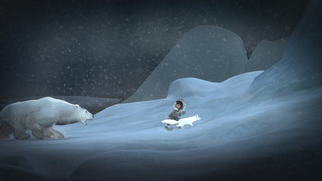 Never Alone for iOS