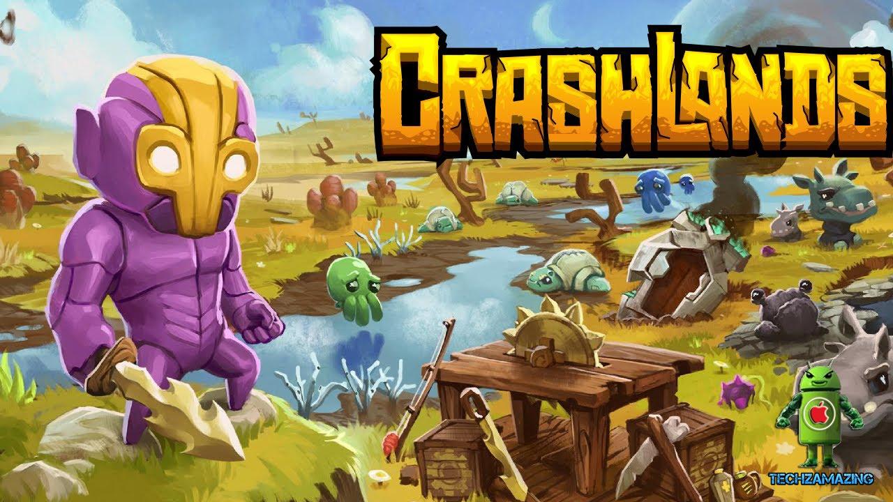 Crashlands for iPhone - Appiod