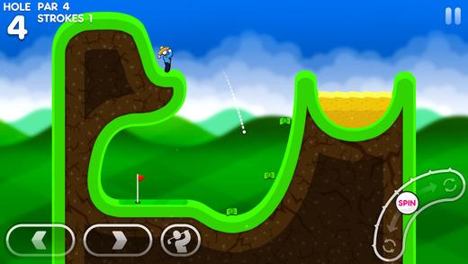 Super Stickman Golf 3 for iPhone