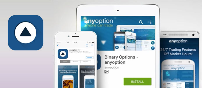 AnyOption Binary App Review