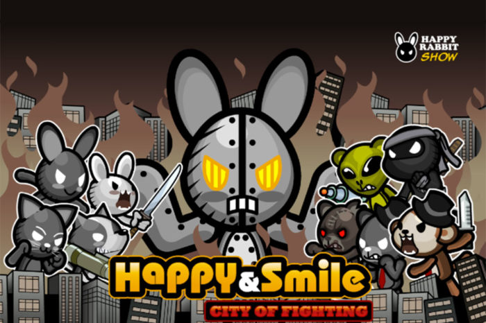 HAPPY AND SMILE GAME CITY OF FIGHTING IOS APP REVIEW