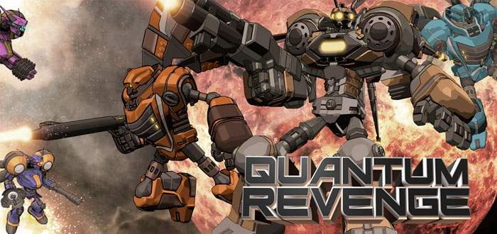 Quantum Revenge- Iphone Game Review