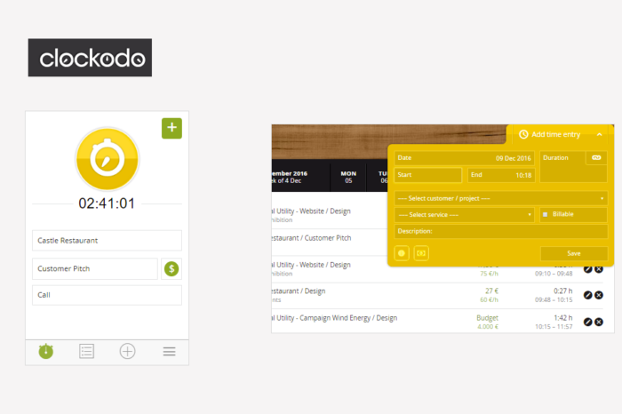 Clockodo – WebApp Review