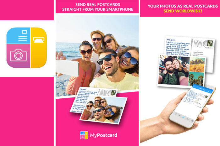 MyPostcard iOS App Review