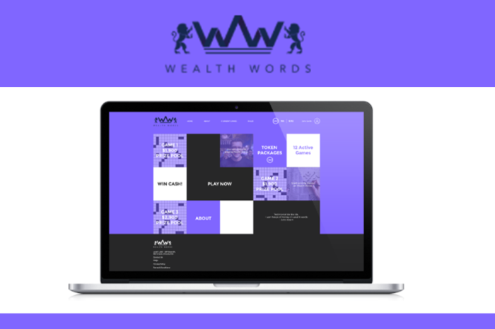 Wealth Words – WebApp Review