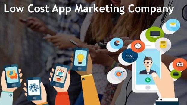 Low Cost App Marketing Company
