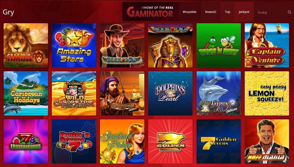 supergaminator online casino