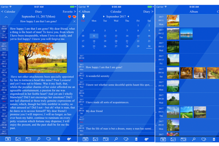 Edge Diary – The Best Diary Entry App