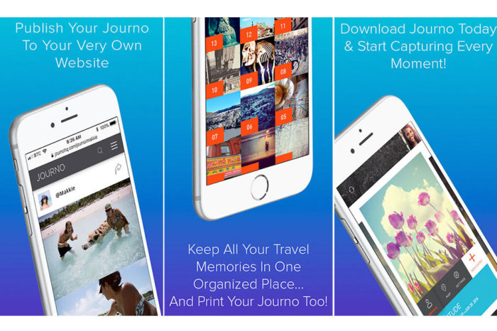 Journto Travel Journal – The Modern One !