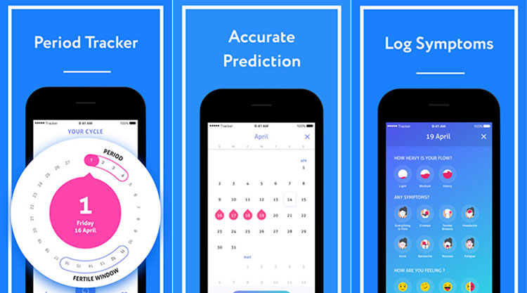 Review – INME: Period Tracker, Pregnancy, and Ovulation App