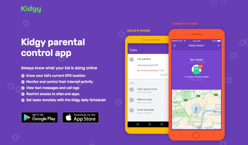 Kidgy – Parental Control App : Genuine Review