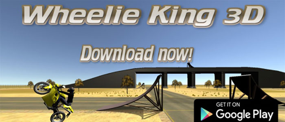 Wheelie King 3D