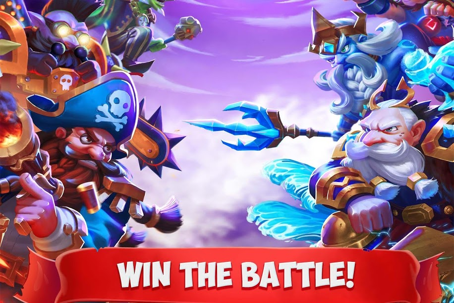 Epic Summoners: Monsters War : App Review
