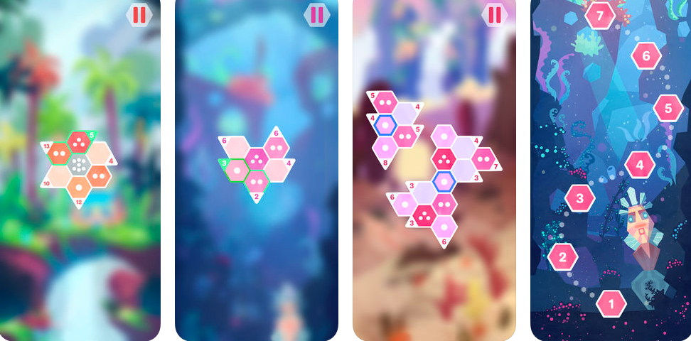 MythicOwl returns with another great app – this time it's a puzzle game