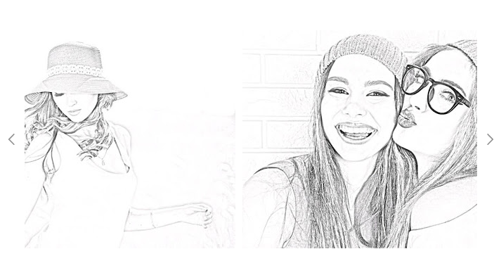 Pencil Photo Sketch is the best app to grab sketching effects