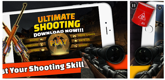 Play the Ultimate Sniper and get the best shooting gameplay