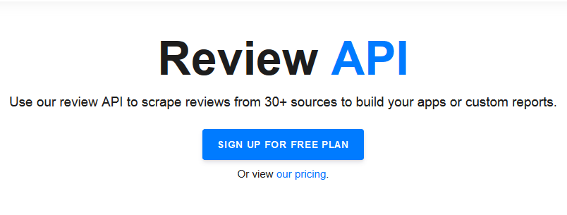 Boost Your Reputation with The Ultimate Review API