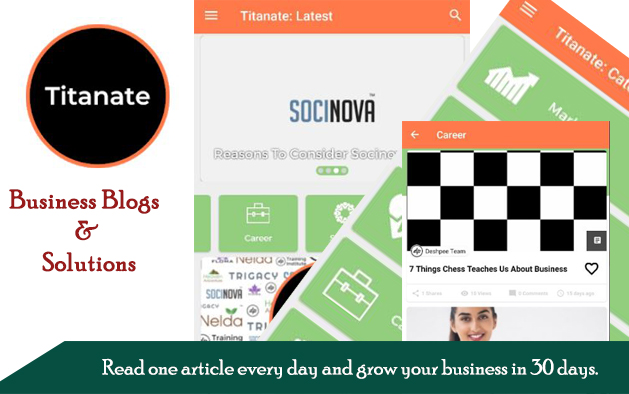 Titanate – Business Blogs & Solutions