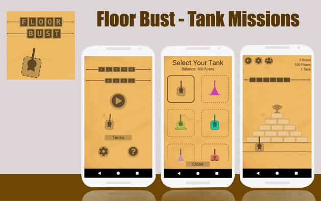 Floor Bust – Tank Missions