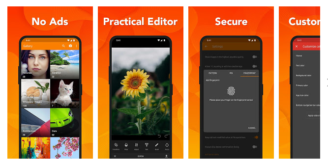 Simple Gallery Pro – The Most Secure Tool to Manage and Edit Your Photos