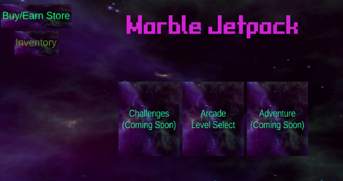 MARBLE JETPACK- SO HOW FAR CAN YOU GO?