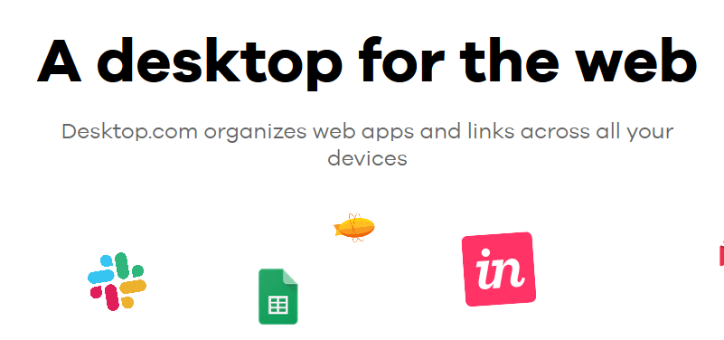 Get Everything Organized under One Place – The desktop.com