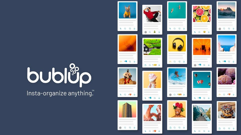 Bublup – An Upgraded cloud storage technology