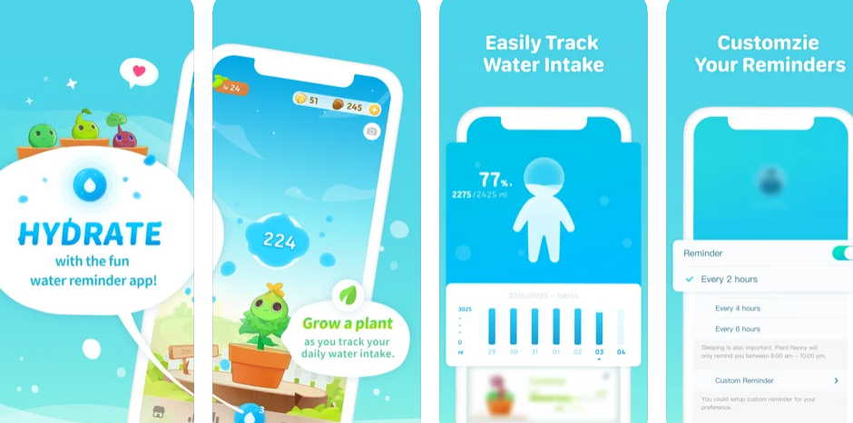 Plant Nanny2 – The adorable answer for dehydration issues