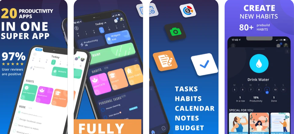 Brite – The Planning Companion for All of Your Tasks