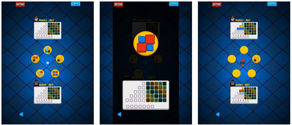 ROYAL TILES -INCREASE ENGAGEMENT AND INTERACTION WITH ROYAL TILES GAME